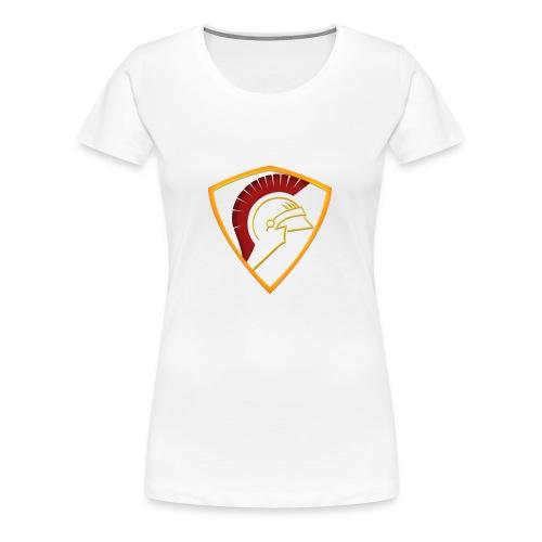 Logo sans Typographie - T-shirt Premium Femme