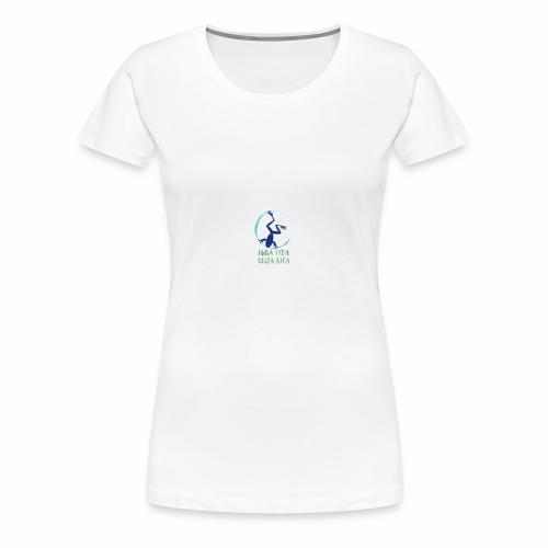 Souvenir Costa Rica - Camiseta premium mujer
