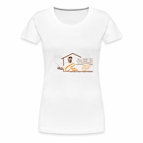 casa mia - Maglietta Premium da donna