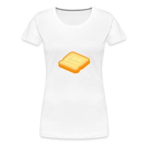 BISCOTTE - T-shirt Premium Femme