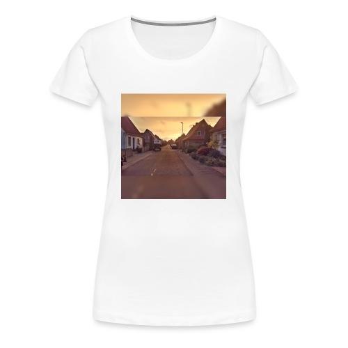 Toller Sonnuntergang - Frauen Premium T-Shirt