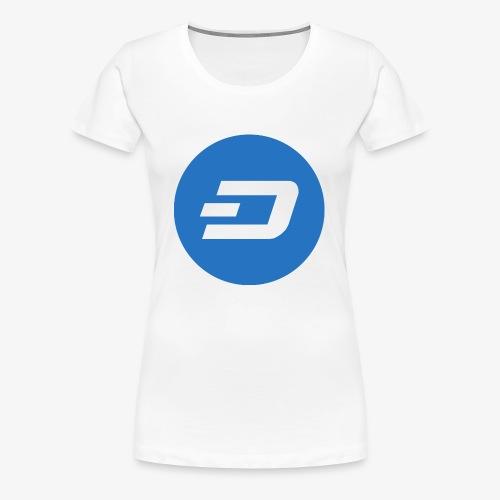 Original Dash icon - Women's Premium T-Shirt
