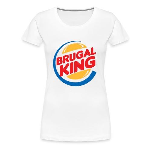 Brugal King - Camiseta premium mujer