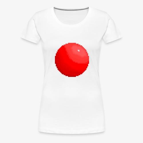 The Japan Collection - Premium-T-shirt dam