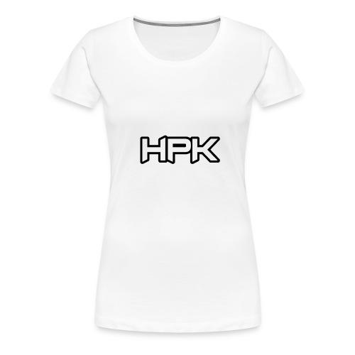 Het play kanaal logo - Vrouwen Premium T-shirt