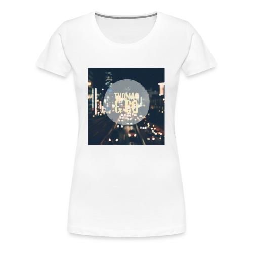 Thomas & Co - Premium T-skjorte for kvinner