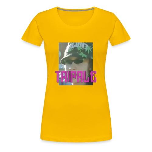 Rare Taipale - Naisten premium t-paita