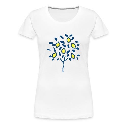 Citron - T-shirt Premium Femme