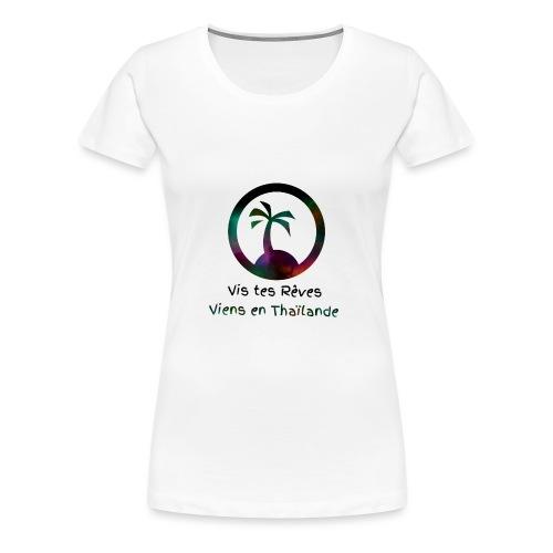 Logopit 1522618107617 - T-shirt Premium Femme
