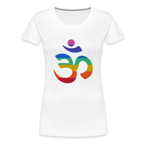 Colored_Mantra - T-shirt Premium Femme
