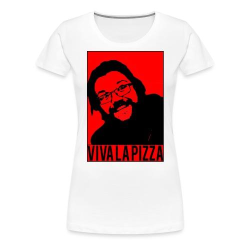 Viva La Pizza - Women's Premium T-Shirt