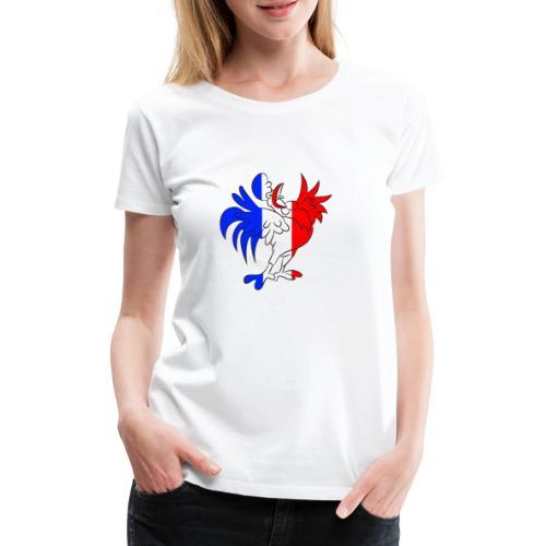 Coq France - T-shirt Premium Femme