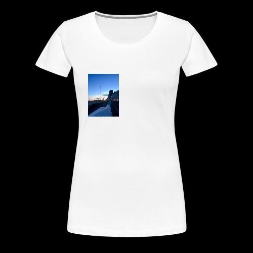 hastings - Vrouwen Premium T-shirt