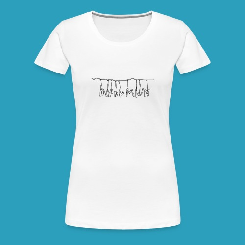 opnieuw png - Vrouwen Premium T-shirt