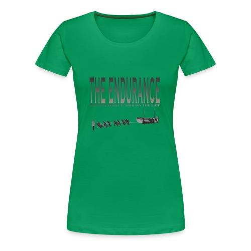 enduranceCUTout png - Women's Premium T-Shirt