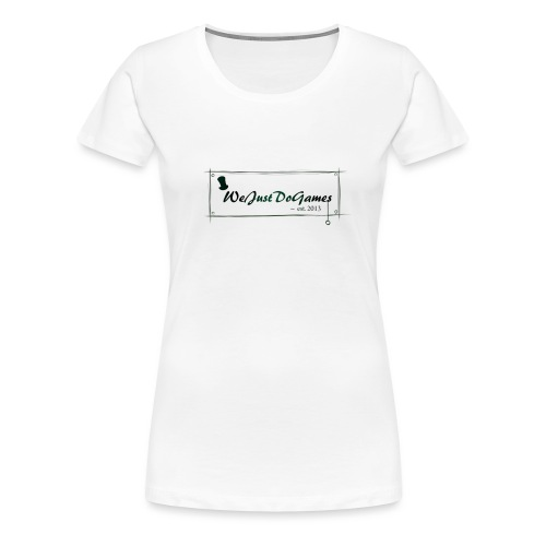 high rez png - Women's Premium T-Shirt