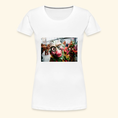 FasiTV - Frauen Premium T-Shirt