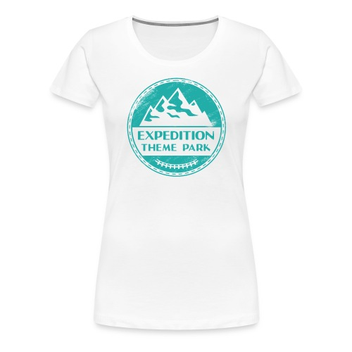 Expedition Theme Park - Women's Premium T-Shirt