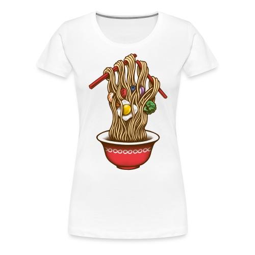 Infinity Noodles - Women's Premium T-Shirt