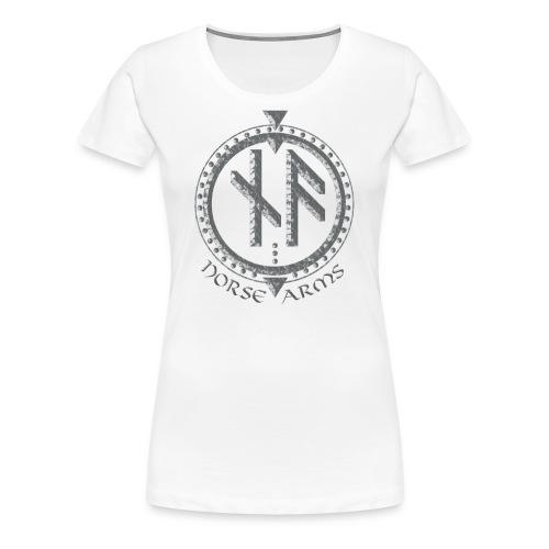Norse Pride - Frauen Premium T-Shirt