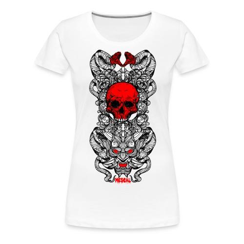 Halloween design by Mescal - Maglietta Premium da donna