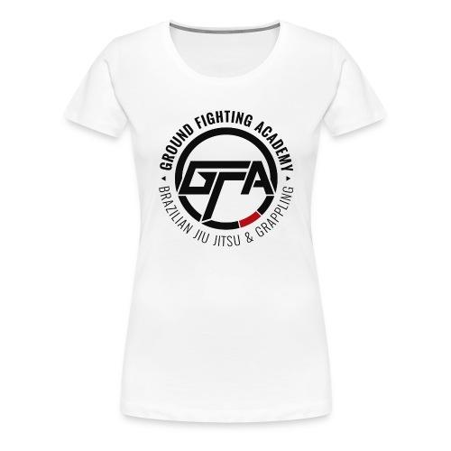 GFA logo - Vrouwen Premium T-shirt