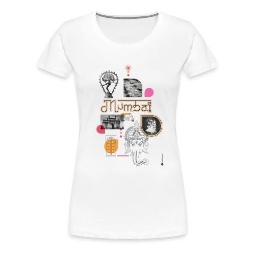 MUMBAI - T-shirt Premium Femme