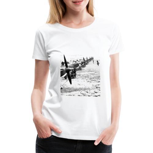 Bomb R&G - Maglietta Premium da donna