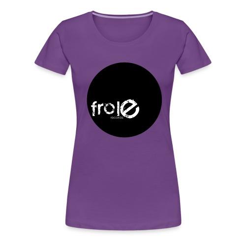 logo frole vettoriale 23 png - Women's Premium T-Shirt