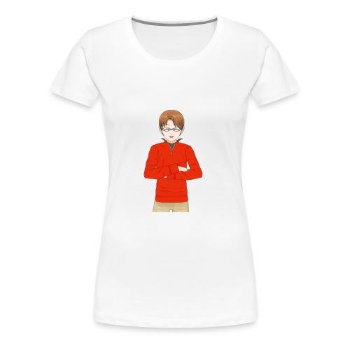 KTF 12 - Women's Premium T-Shirt