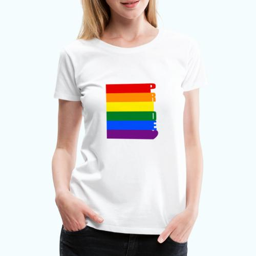 Rainbow flag - Women's Premium T-Shirt