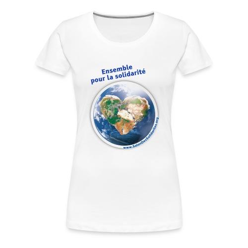 ensemble - T-shirt Premium Femme