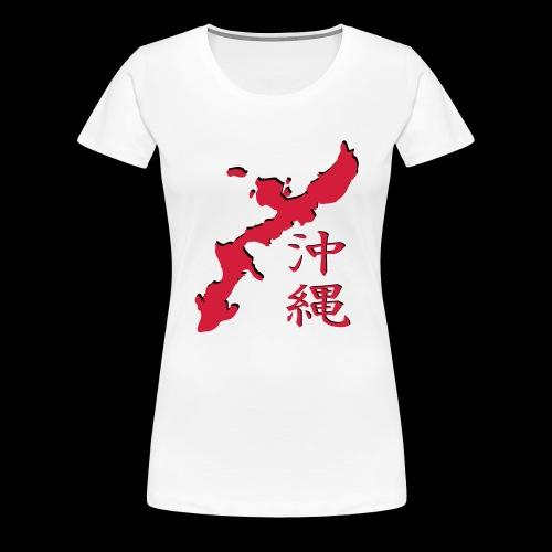 okinawa_05 - Frauen Premium T-Shirt