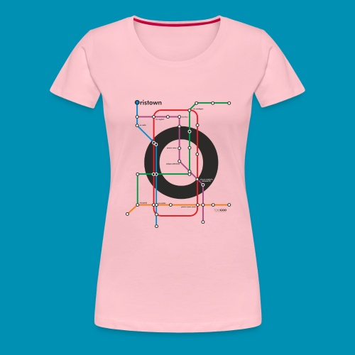 Oristown spring png - Maglietta Premium da donna