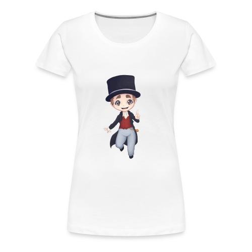 Streambritish - Women's Premium T-Shirt