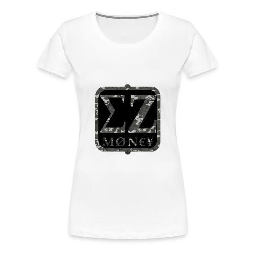 EZ MoNeY - Women's Premium T-Shirt