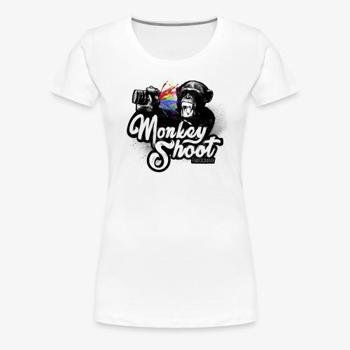 MonkeyShoot Photography - Camiseta premium mujer
