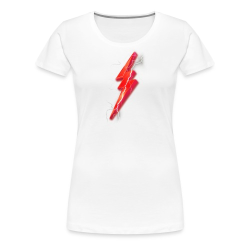 Flash2G Official Merch - Women's Premium T-Shirt