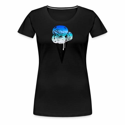 Ice Cream Paradise - Frauen Premium T-Shirt