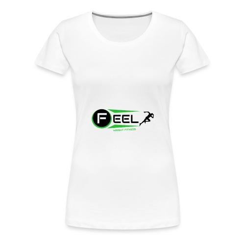 FeelWrightFitness png - Women's Premium T-Shirt