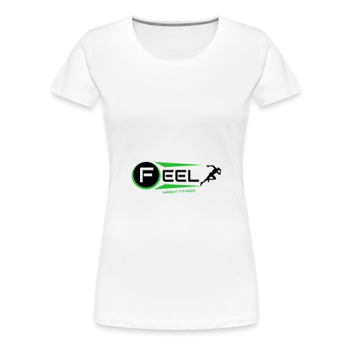 FeelWrightFitness png - Women's Premium T-Shirt