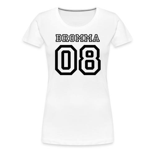 bromma 08 2 - Premium-T-shirt dam
