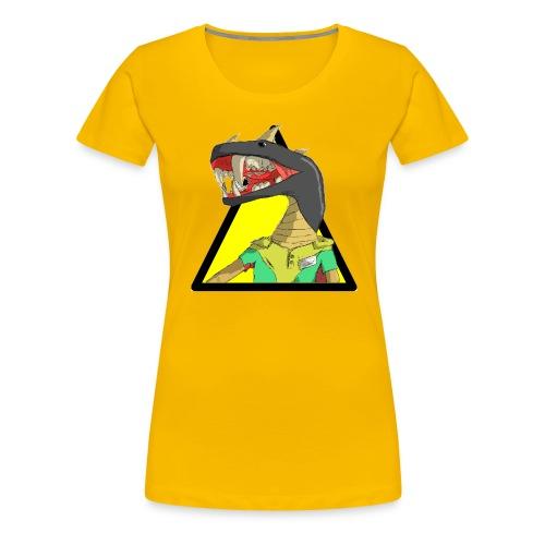 Snaked - Women's Premium T-Shirt
