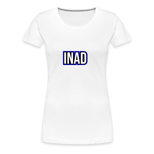 inad - Vrouwen Premium T-shirt
