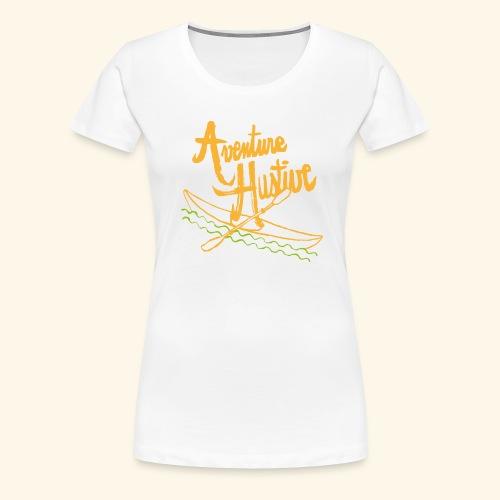 LogoTypo Kayak 04 - T-shirt Premium Femme