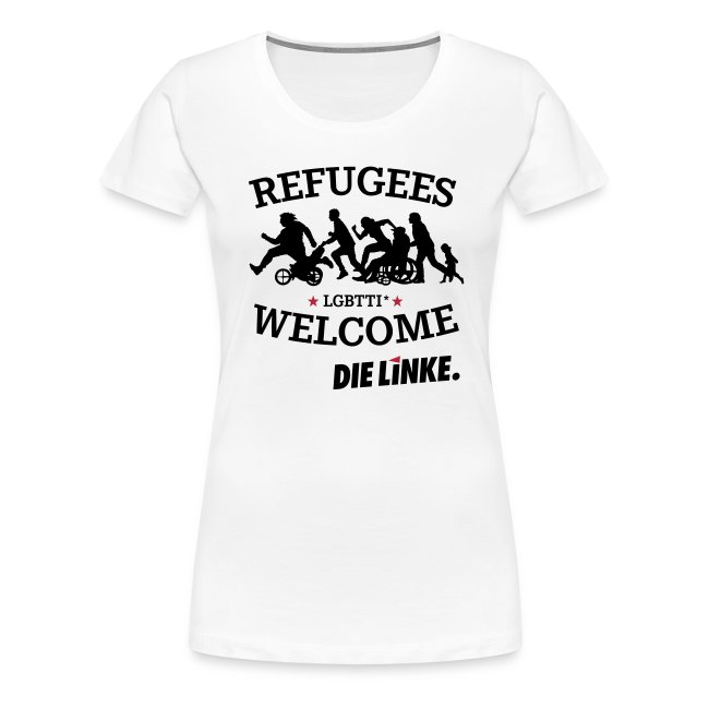 Refugees welcome kleiner