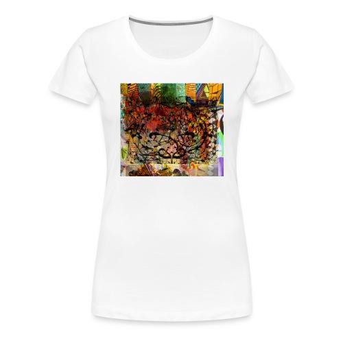 urban tribute - T-shirt Premium Femme