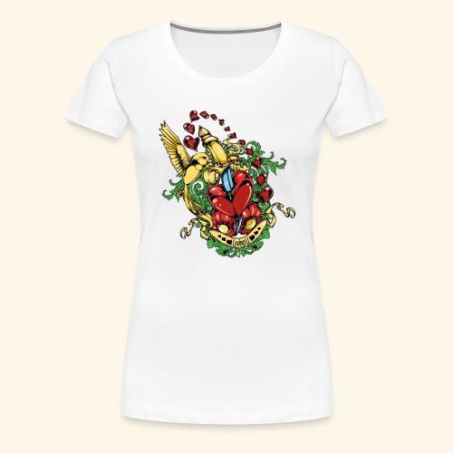 Loving You - Women's Premium T-Shirt