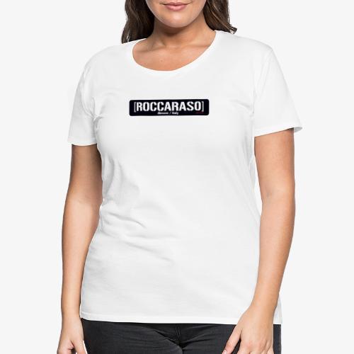 Roccaraso - Maglietta Premium da donna