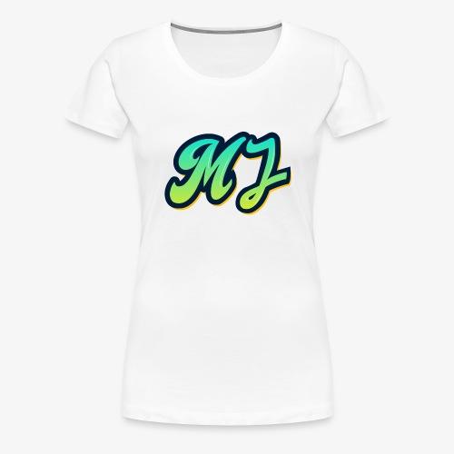 Mariejane Big One! - Frauen Premium T-Shirt